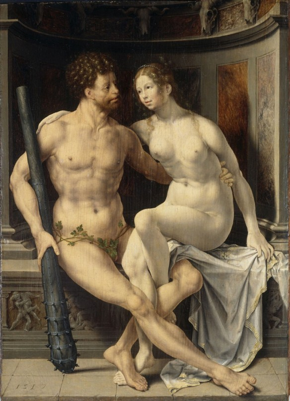 Hercules and Deianeira