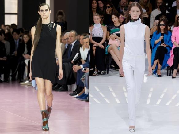Коллекции ready-to-wear:  Осень-зима 2015-2016, весна-лето 2015 (Раф Симонс)