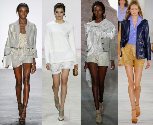 Слева направо: Dennis Basso, Lela Rose, Maiyet, Ralph Lauren,