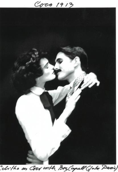 На фото: Коко Шанель и Бой Кейпел
