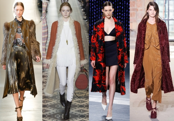 Слева направо: Suno, Tory Burch, Milly, Sies Marjan