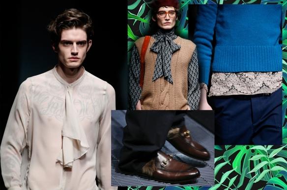 menswear fall/winter 2015/2016 (первая коллекция Алессандро)