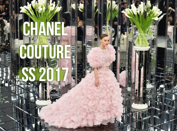 Chanel  : Runway - Paris Fashion Week - Haute Couture Spring Summer 2017