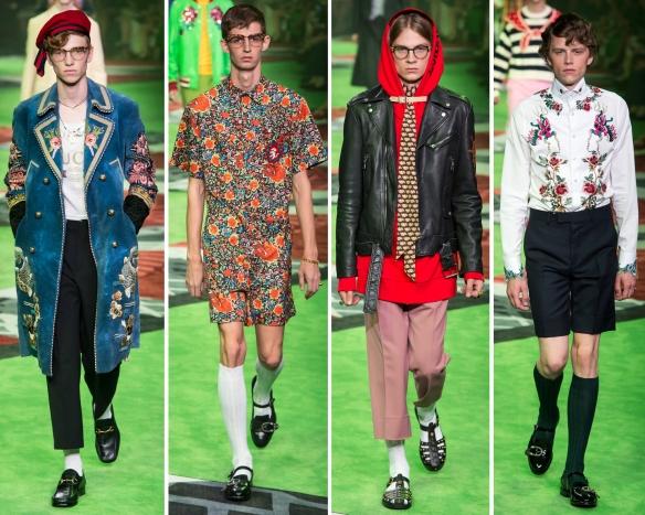 3 gucci menswear springsummer 2017
