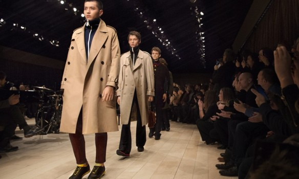 Burberry-Menswear-January-2016-Show-Finale_001-1000x600